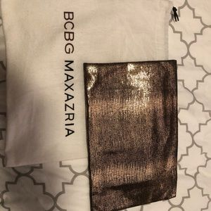 BCBG Maxazria clutch